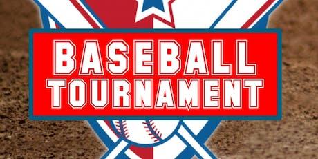 1st. Baseball Tournament tickets