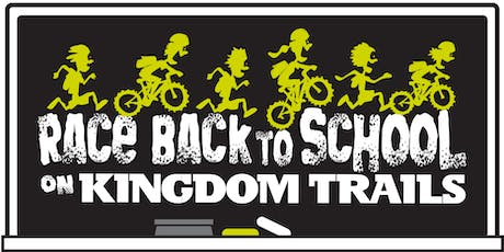 Race Back to School on Kingdom Trails tickets