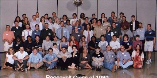 Roosevelt - Class of 1989 - 30 Year Reunion