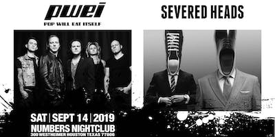 Pop Will Eat Itself & The Severed Heads VIP Package