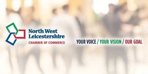 North West Leicestershire Chamber Lunch - Guest Speaker Martin Traynor OBE