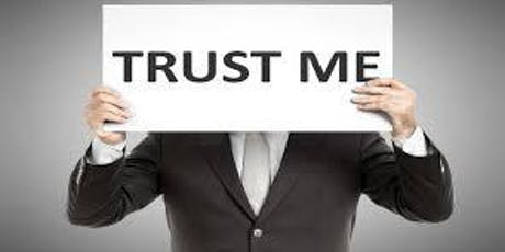 How Great Leaders Build Trust and Earn Respect tickets