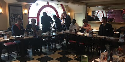 4 Networking, Wanstead, East London, Breakfast