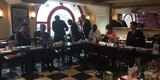 4 Networking, Wanstead, East London, Breakfast