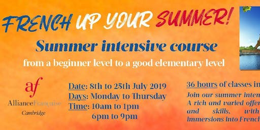 French up your summer!