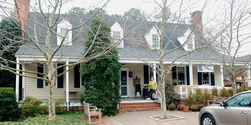 Dinner Destinations: Old Chickahominy House