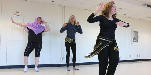 Shape Up With Belly Dance