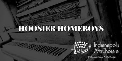 Indianapolis Arts Chorale ~ Hoosier Homeboys