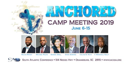 2019 South Atlantic Conference SDA Camp Meeting