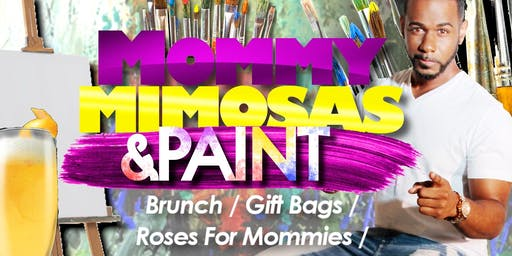 Mommy & Mimosas Paint w/Brunch