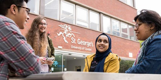 St George's, University of London Open Day