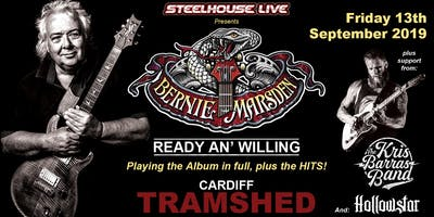 The Steelhouse Festival Away Day Featuring Bernie Marsden (Tramshed, Cardiff)
