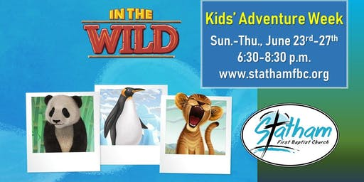 VBS ADVENTURE WEEK