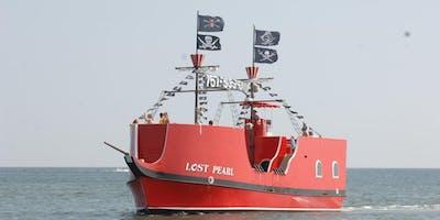 Captain Jack's Pirate Ship Adventures Tour