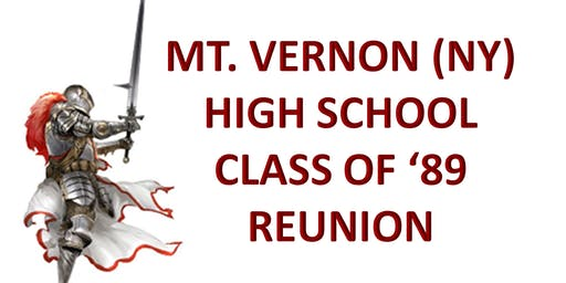 Mt. Vernon (NY) High School Class of '89 30th Reunion