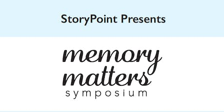 StoryPoint Portage Memory Matters Symposium  tickets