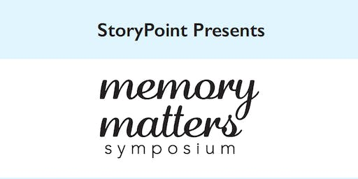 StoryPoint Portage Memory Matters Symposium