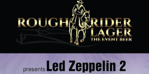 Concert Product Launch featuring Led Zeppelin 2