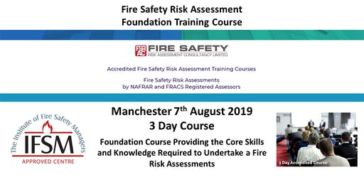MANCHESTER Fire Safety Risk Assessment Foundation Training Course