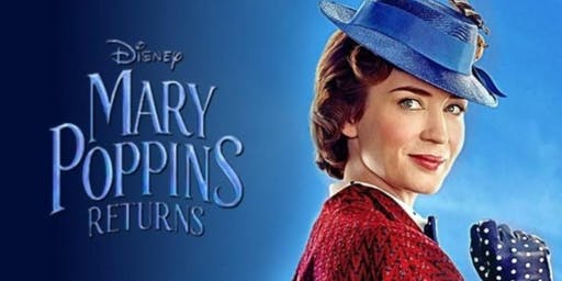 Movie Night in the Gardens: Mary Poppins Returns