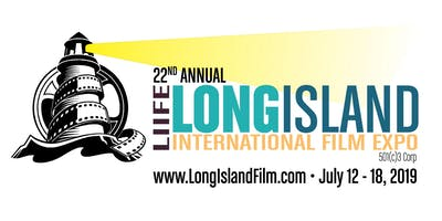 2019 GOLD PASS - All Access to Long Island International Film Expo Screenings