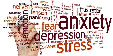 Understand  and Reduce Stress & Anxiety tickets