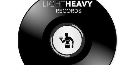 LIGHT HEAVY RECORDS LAUNCH tickets