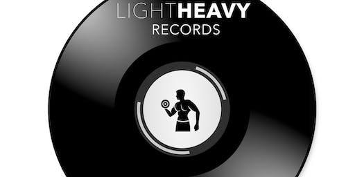 LIGHT HEAVY RECORDS LAUNCH