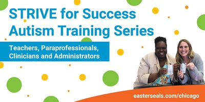 STRIVE for Success Autism Training Series - Rockford