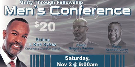 Mighty Men's Ministry Conference  tickets