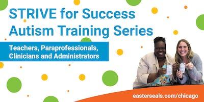 STRIVE for Success Autism Training Series- Tinley Park (Alsip)
