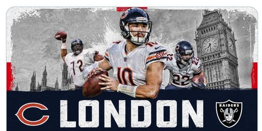 Awesome Travel- Bears London Take Over October 3-7, 2019 - Post Paris Vacation October 7-9, 2019
