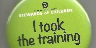 Darkness to Light's Stewards of Children prevention training