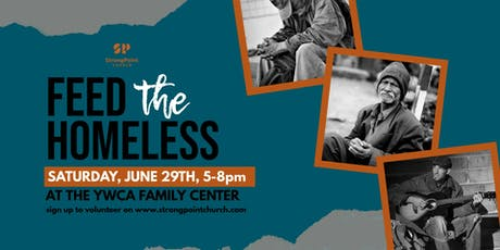 Feed the Homeless tickets