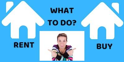 Should you RENT VS BUY Workshop