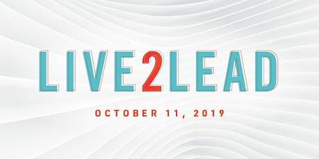 Live2Lead Leadership Training 2019 Mission McAllen Rio Grande Valley tickets