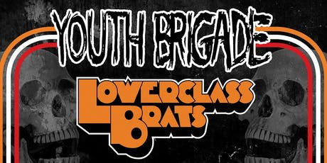 Youth Brigade, Lower Class Brats, Bridge City Sinners, Ground Score in Portland tickets
