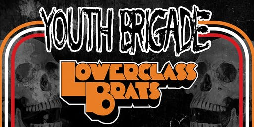 Youth Brigade, Lower Class Brats, Bridge City Sinners, Ground Score in Portland