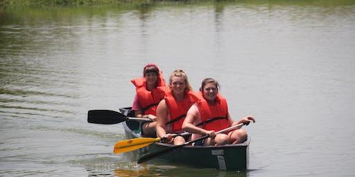 Sabine Creek Ranch Camp at the Creek 2019