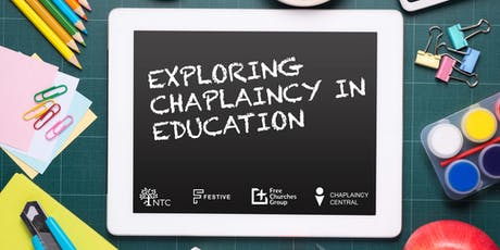 Exploring Chaplaincy in Education tickets