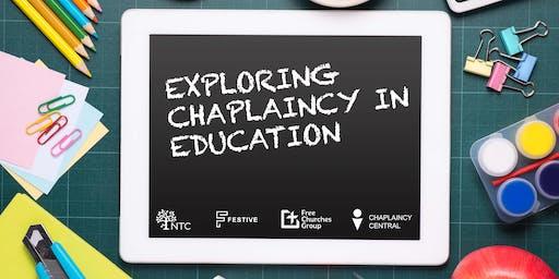Exploring Chaplaincy in Education