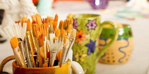 Pints & Pottery/Urban Growler