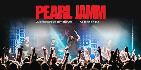 Pearl Jamm, Zanzibar Club tickets