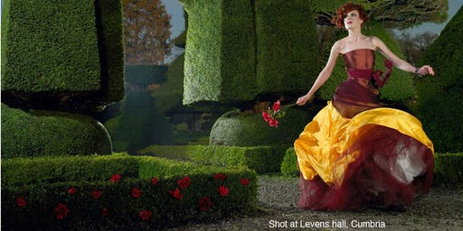 The Garden party - Successful location lighting workshop