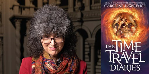 The Time Travel Diaries: Roman London in the third century and IBBY UK AGM