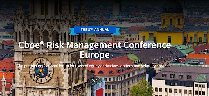 Cboe Risk Management Conference Europe image