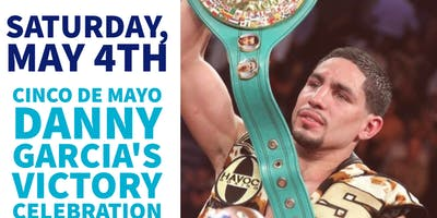 DANNY GARCIA'S VICTORY PARTY   SIANGE TWINS BIRTHDAY CELEBRATION VIP GUESTLIST   CINCO DE MAYO at STATS ON 17TH