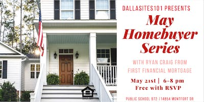 May Homebuyer Series