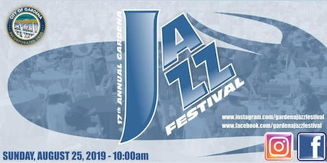 17th Annual Gardena Jazz Festival tickets