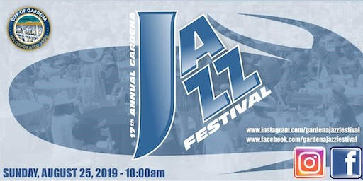 17th Annual Gardena Jazz Festival
